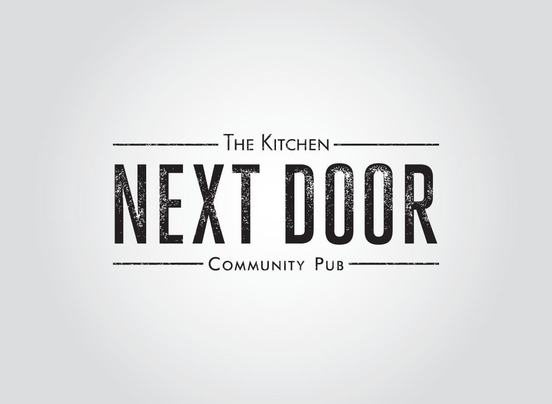 The Kitchen Next Door Identity - Whitney Wack // Design